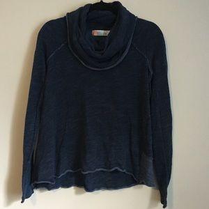 Free People Beach Cocoon cowl sweater sweatshirt